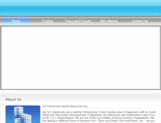 giyenterprises.com screenshot