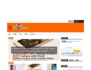 gizchai.blogspot.com screenshot