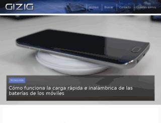 gizig.com screenshot