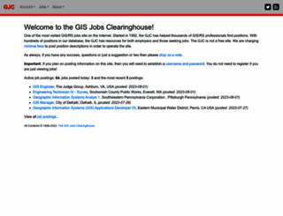 gjc.org screenshot