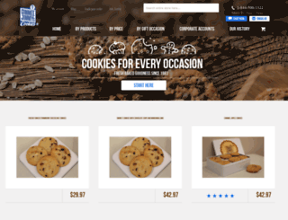 gjcookies.com screenshot