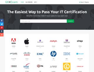 gk4exam.com screenshot