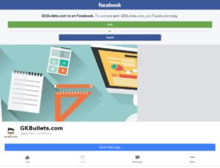 gkbullets.com screenshot