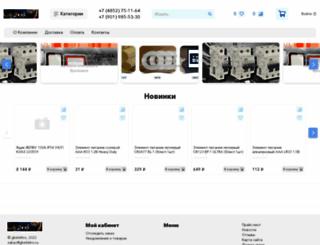 gkelektro.ru screenshot