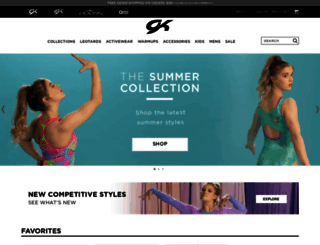 gkelite.com screenshot