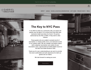 gknyc.com screenshot