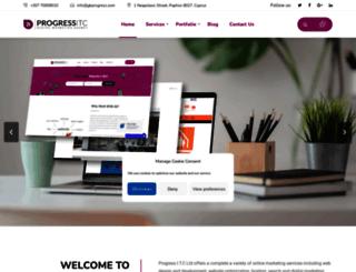 gkprogress.com screenshot
