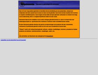 glacimonto.nl screenshot