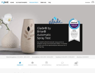 glade-by-brise.empfehlerin.de screenshot