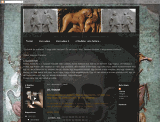 gladiaator.blogspot.com screenshot