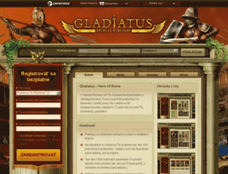 gladiatus.org screenshot