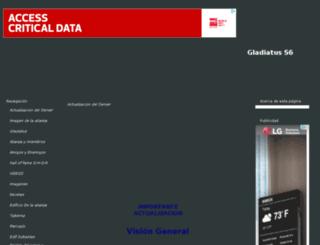 gladiatusherosofrome.es.tl screenshot