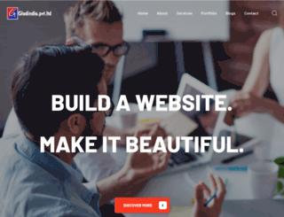 gladintech.com screenshot
