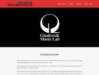 gladiresik.com screenshot