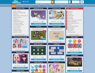 gladius2.brincar.pt screenshot