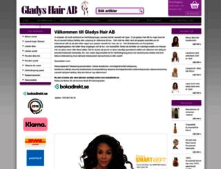 gladys.se screenshot