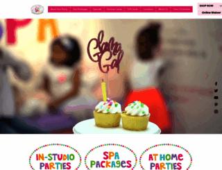 glamagalparty.com screenshot