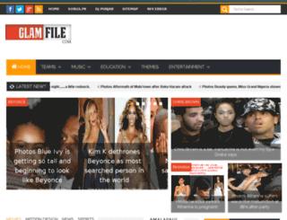 glambase.com screenshot