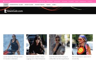 glamgalz.com screenshot