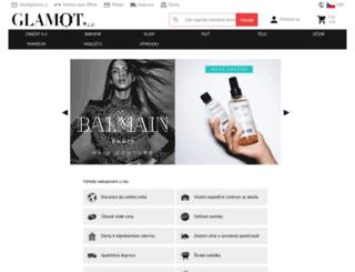 glamot.cz screenshot