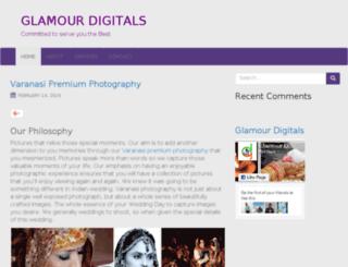 glamourdigitals.com screenshot