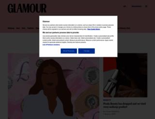 glamourmagazine.co.uk screenshot