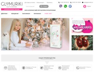 glamuriki.ru screenshot