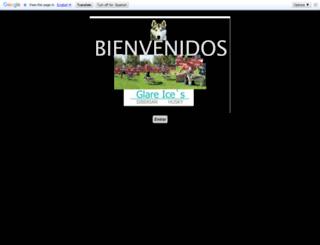 glareicesiberians.blogspot.com.es screenshot