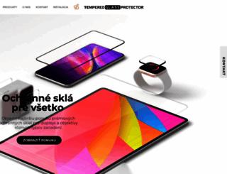 glass-protector.com screenshot