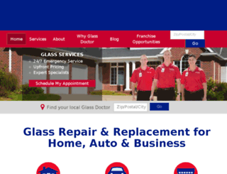 glassdoctor-austinauto.calls.net screenshot