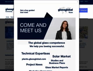 glassglobal.com screenshot
