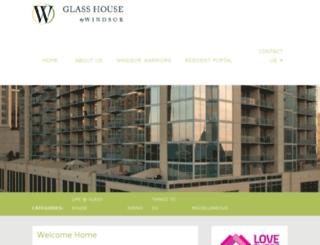 glasshousewindsorblog.com screenshot