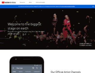 glasslux.bandpage.com screenshot