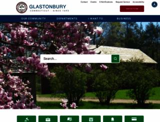 glastonbury-ct.gov screenshot