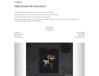 glasvision.se screenshot