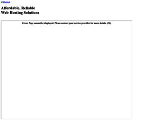 glazergraphics.com screenshot