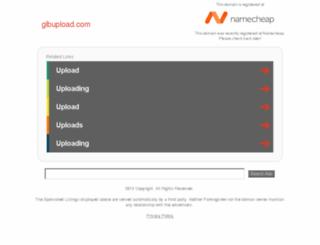glbupload.com screenshot