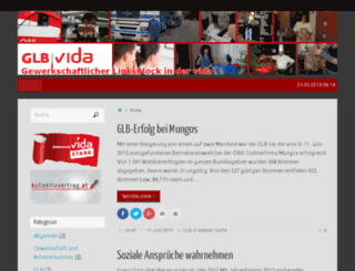 glbvida.at screenshot