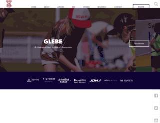 glebehockey.org.au screenshot