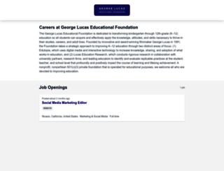 glef.workable.com screenshot