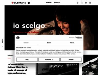 glemgas.com screenshot