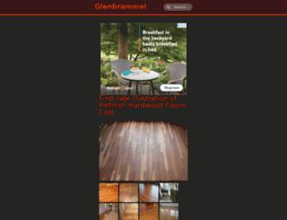 glenbrammell.com screenshot