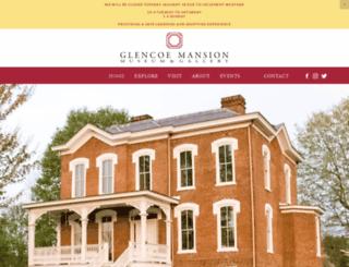 glencoemuseum.org screenshot