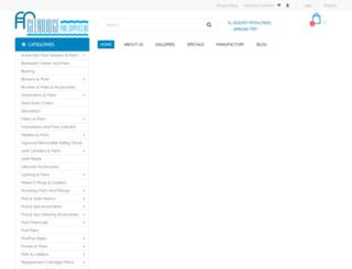 glenridgepools.com screenshot