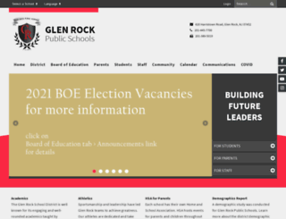 glenrocknj.org screenshot