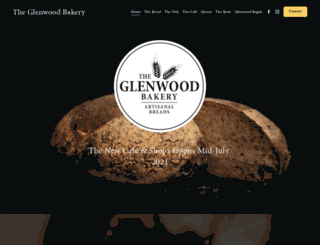 glenwoodbakery.co.za screenshot