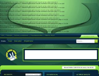 glidedown.totalh.net screenshot
