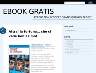 gliebookgratis.wordpress.com screenshot