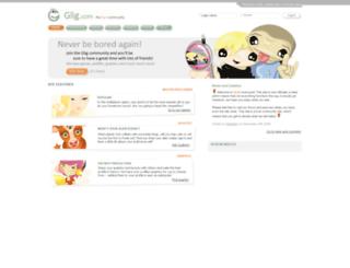 glig.com screenshot