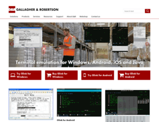 glink.com screenshot